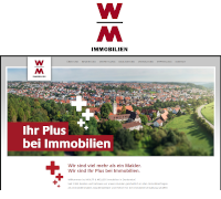WOLFF & MÜLLER Immobilien Referenz blueMARKETING